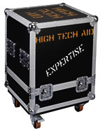 High Tech Aid offers Expertise in AIDC technologies such as RFID and barcode as well as NFC and Internet of Things